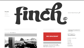 Get Finch