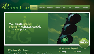 GreenLite Web