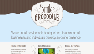 Smile Crocodile