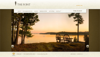 The point Resort