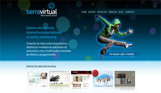 Tierra virtual