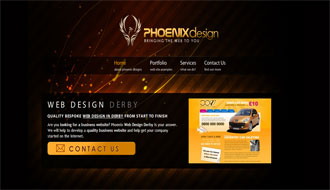 Phoenix Web Design Derby