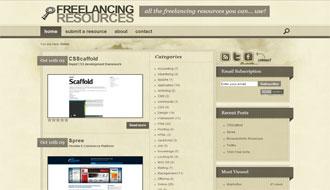 Freelancing Resources