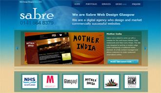 Sabre Webdesign