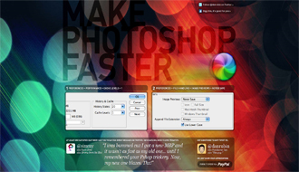 Make Photoshop Faster