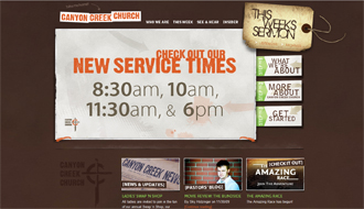 Canyon Creek Online