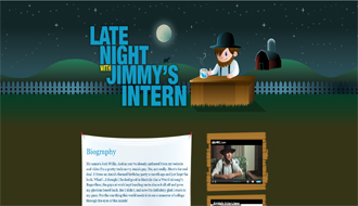 Late Night With Jimmys Intern