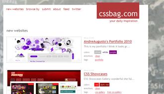 CSS Bag