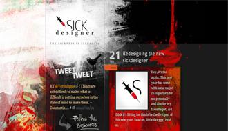 Sick Designer