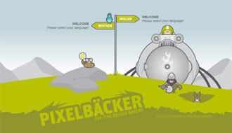 Pixel Baecker