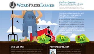 WordPress Farmer