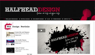 Halfhead Design