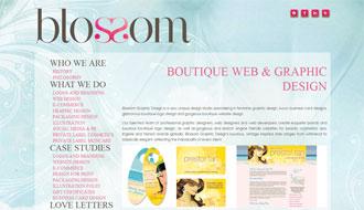 Blossom Graphic Design
