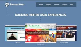 Pressed Web